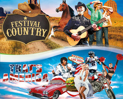 Festival Country - That's America