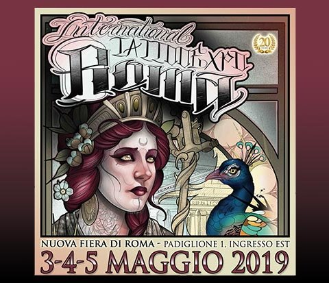 International Tattoo Expo Roma