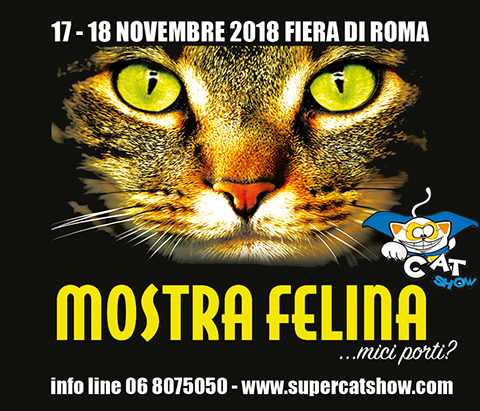 Super Cat Show - Mostra Felina